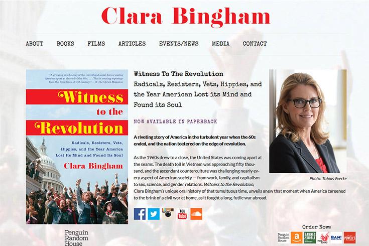 Clara Bingham