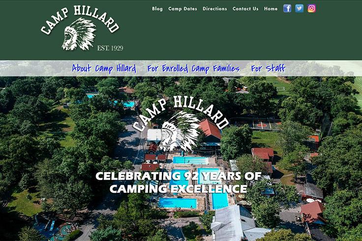 Camp Hillard JonasWeb Case Study